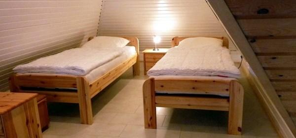 Dachgeschoss 2 Betten_s